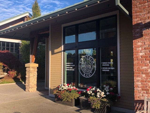 Brittain store front at Uptown Gig Harbor