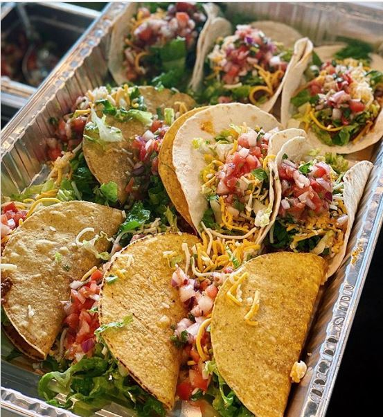 Taco Tuesday at Blue Agave Mexican Restaurant in Gig Harbor