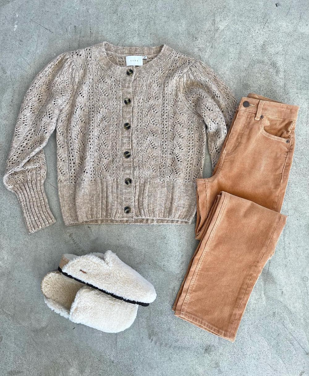 Fall outfit from frankie