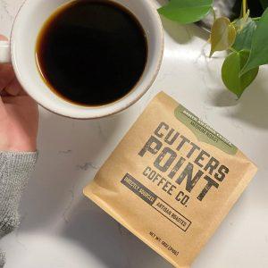 Single origin roast Cutters Point Coffee