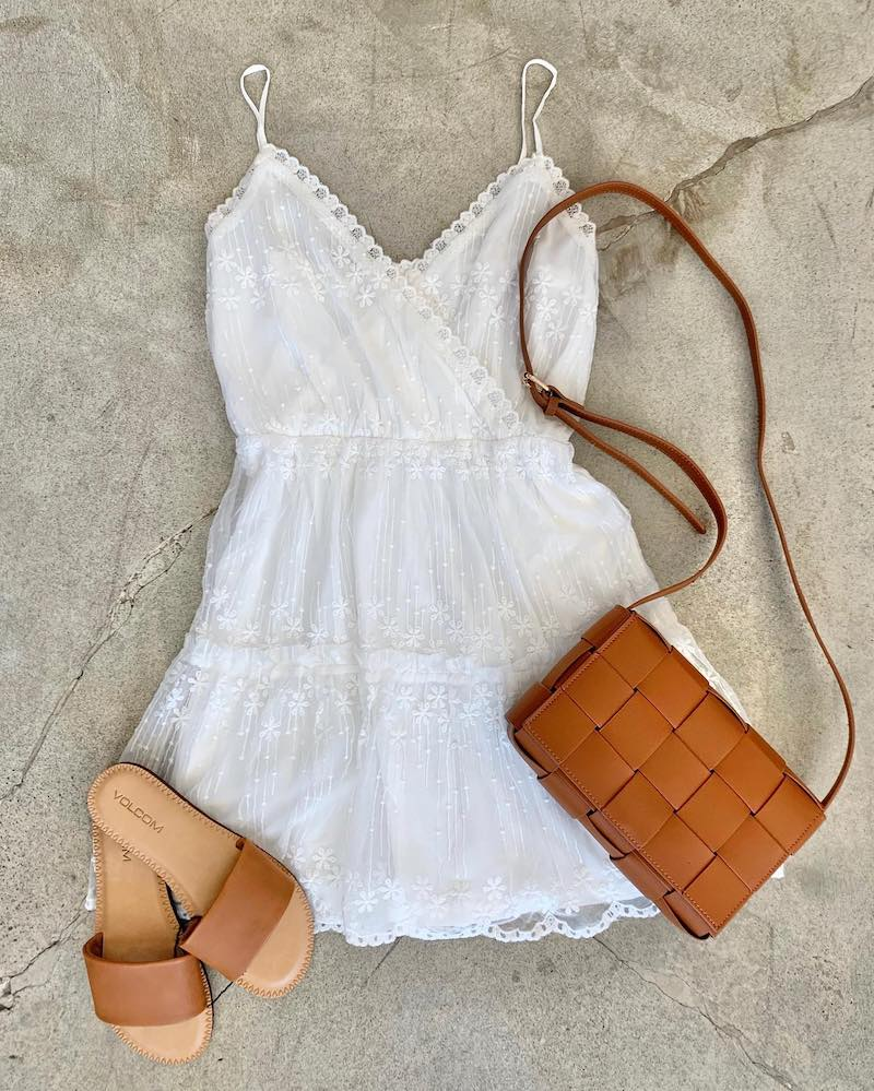 Summer outfit at Frankie Boutique