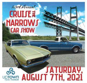 Cruise the Narrows Car Show 2021