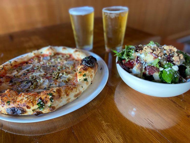 Pizza Per Due Special at Fondi Pizzeria